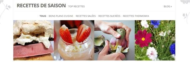 Quileutcuit : nouveau graphisme pour notre blog de cuisine
