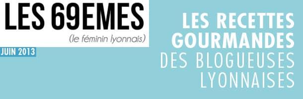 Quileutcuit dans les 69emes : les recettes gourmandes des blogueuses lyonnaises