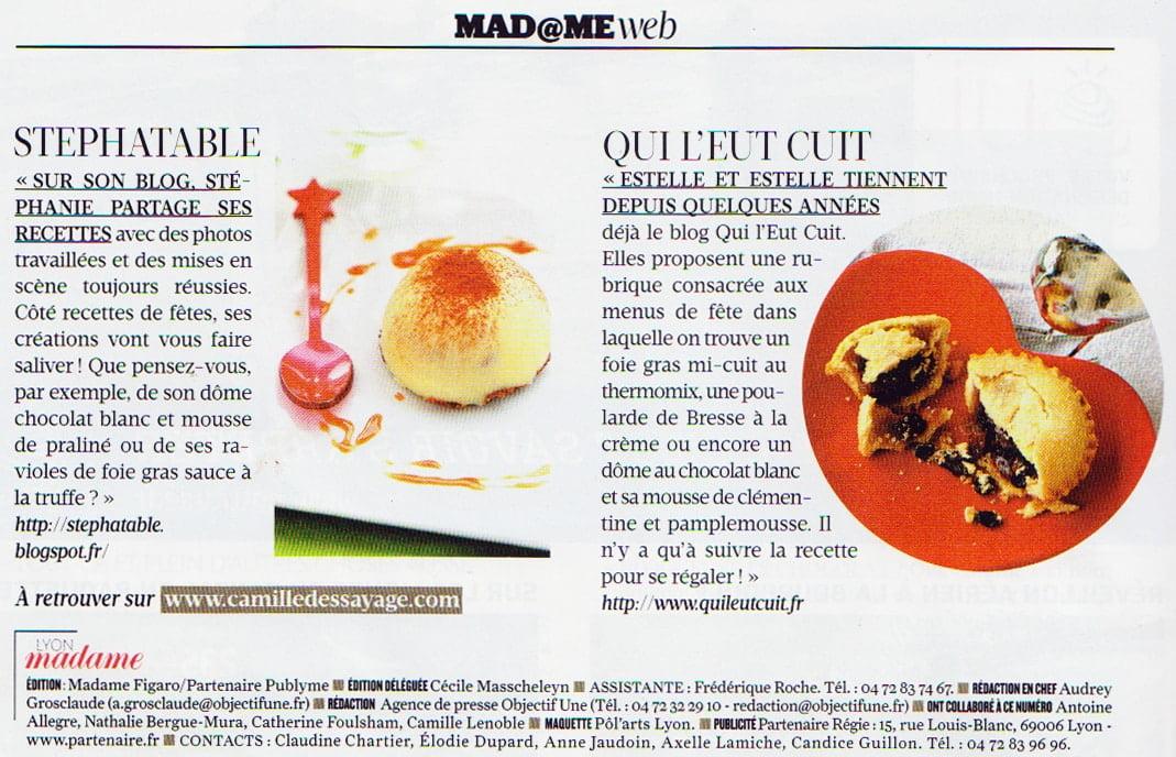Madame Web, le Figaro