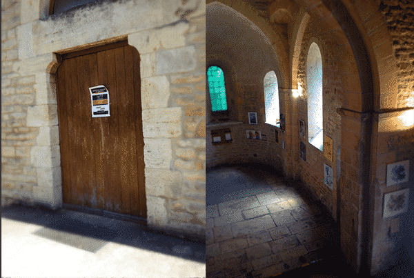 Exposition Group'Artuel - Chapelle d'Ouilly, Gleizé