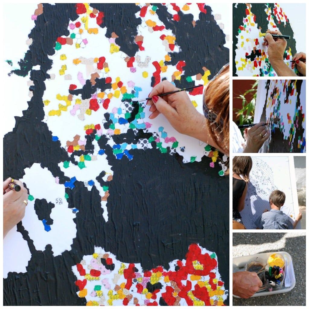 DIY Coloriage magique