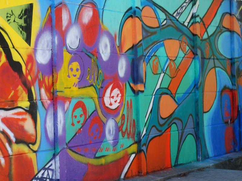 Mur d'expression, Villefranche-sur-Saône