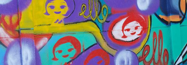 Action Street Art : je te présente mon blaze !