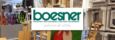Exposition peinture Boesner, Lyon Vaise, Ecully