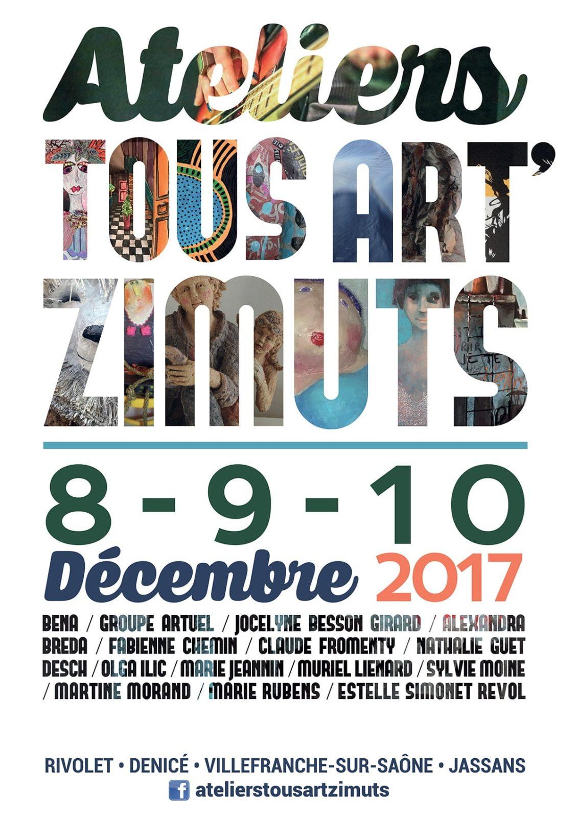 Atelier tous Artzimuts 2016- Estelle Simonet-Revol, graphiste et artiste plasticienne