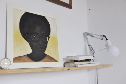 ArtShop peinture Studio CyberMalice