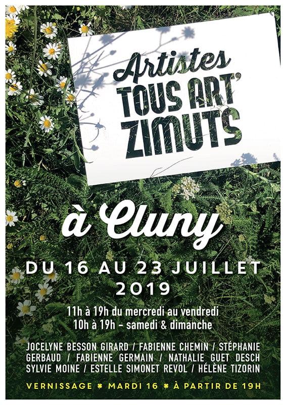 Ateliers Tous Art'Zimuts 2019 Cluny